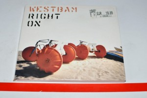 WestBam - Right On CD Album Used