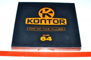 Kontor - Top Of The Clubs Volume 64 3xCD Used