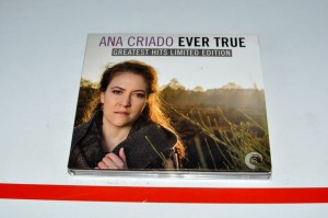 Ana Criado - Ever True (Greatest Hits Limited Edition) Autograf 2xCD Używ.