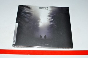 Gabriel & Dresden - The Only Road CD Nowa