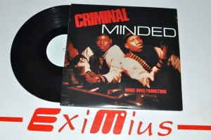 "Boogie Down Productions - Criminal Minded 2x12""LP Winyl Nowa"