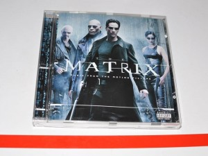 The Matrix - Music From The Motion Picture CD Used