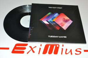 "Way Out West - Tuesday Maybe 3x12""LP Winyl Nowa"