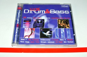100% Drum & Bass 2xCD Używ.