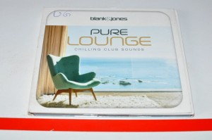 Blank & Jones - Pure Lounge (Chilling Club Sounds) CD Używ.