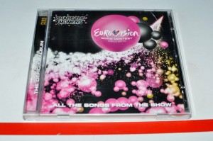 Eurovision Song Contest Oslo 2010 - Share The Moment 2XCD Używ.