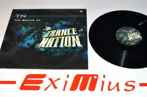 "TRANCE NATION - The Sound Of Trance Nation 12""LP Winyl Używ."