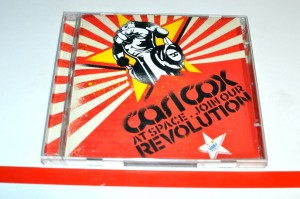 Carl Cox - Carl Cox At Space . Join Our Revolution 2xCD Used