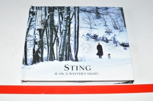 Sting - If On A Winter's Night... CD + DVD Used