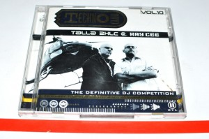 Talla 2XLC @ Kay Cee - Techno Club Vol. 10 2xCD Used