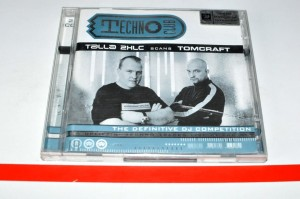 Talla 2XLC Scans Tomcraft - Techno Club Vol. 15 2xCD Used