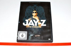 Jay-Z - The Throne DVD Używ.