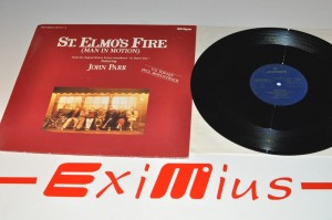"John Parr - St. Elmo's Fire (Man In Motion) 12""LP Winyl Używ."
