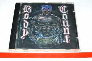 Body Count  - Body Count CD Album Used