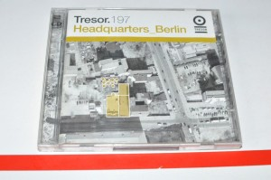 Headquarters_Berlin Tresor 2xCD Used