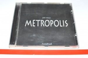 Jeff Mills - Metropolis CD Album Used