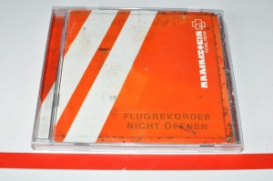 Rammstein - Reise, Reise CD Album Used