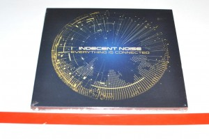 Indecent Noise - Everything Is Connected CD Album Nowa