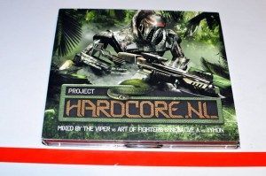 Project Hardcore.NL 2xCD Used