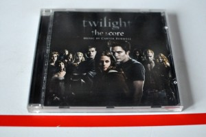 Carter Burwell - Twilight (The Score) CD Używ.