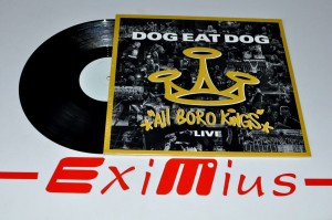 "Dog Eat Dog - All Boro Kings Live 12""LP Winyl Nowa"