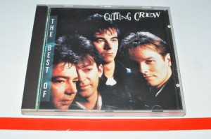 Cutting Crew - The Best Of CD Used