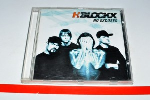H-Blockx - No Excuses CD Album Used