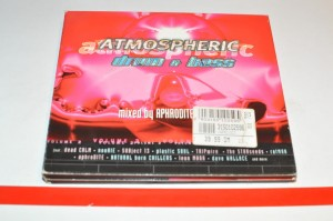 Aphrodite - Atmospheric Drum & Bass Vol. II 2xCD Używ.