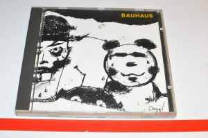 Bauhaus - Mask CD Album Used