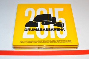 Drum & Bass Arena 2015 3xCD Używ.