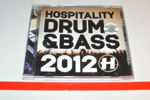 Hospitality Drum & Bass 2012 CD Używ.