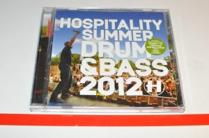 Hospitality Summer Drum & Bass 2012 CD Używ.