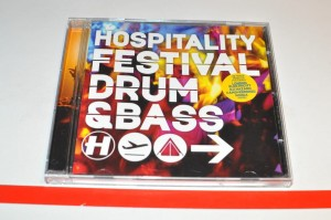 Hospitality Festival Drum & Bass CD Używ.