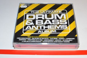 The Ultimate Drum & Bass Anthems Album 3xCD Używ.