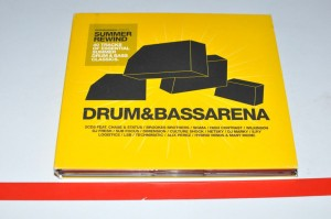Drum & Bass Arena Summer Rewind 2xCD Używ.