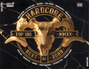 Hardcore Top 100 Best Of 2020 2xCD New