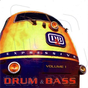 Expressive Drum & Bass Vol. 1 CD Używ.
