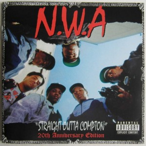 N.W.A - Straight Outta Compton (20th Anniversary Edition) CD Album Używ.