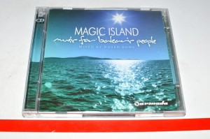 Roger Shah - Magic Island: Music For Balearic People 2xCD Używ.