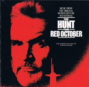 Basil Poledouris - The Hunt For Red October CD Używ.