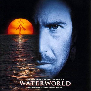 James Newton Howard - Waterworld  Soundtrack CD Używ.