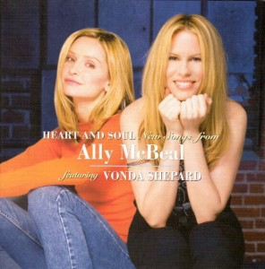 Heart And Soul - New Songs From Ally McBeal CD Używ.