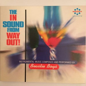 Beastie Boys - The In Sound From Way Out! CD Album Używ.