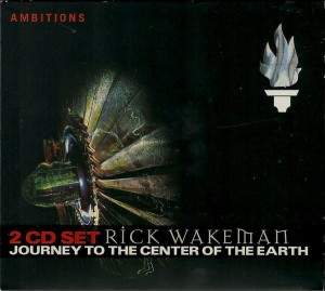 Rick Wakeman - Journey To The Center Of The Earth CD Używ.