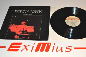 "Elton John - Love Songs 12"" LP Winyl Używ."