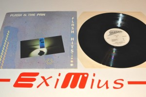 "Flash & The Pan - Flash Hits 12"" LP Winyl Używ."