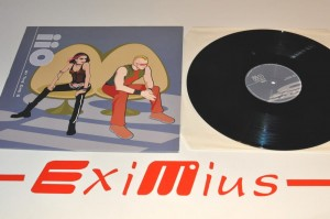 "iiO - At The End (Remixes) 12"" LP Winyl Używ."