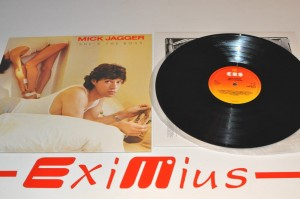 "Mick Jagger - She's The Boss 12"" LP Winyl Używ."