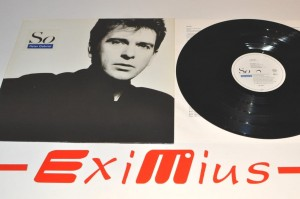 "Peter Gabriel - So 12"" LP Winyl Używ."