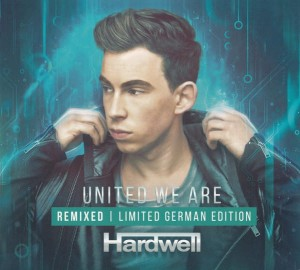Hardwell - United We Are (Remixed) (Limited German Edition) 2xCD Używ.